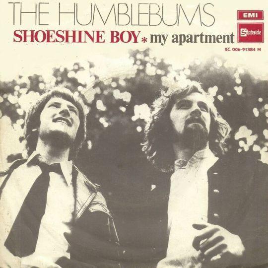 Coverafbeelding The Humblebums - Shoeshine Boy