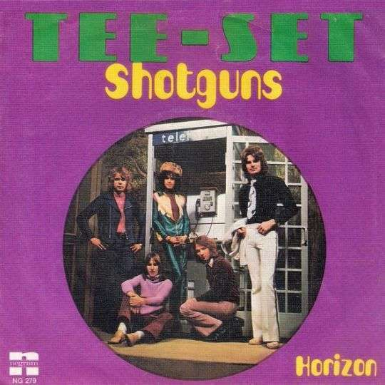 Coverafbeelding Shotguns - Tee-Set