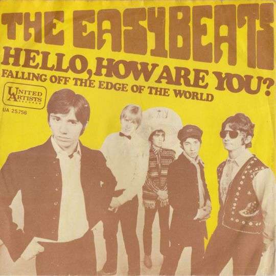 Coverafbeelding Hello, How Are You? - The Easybeats
