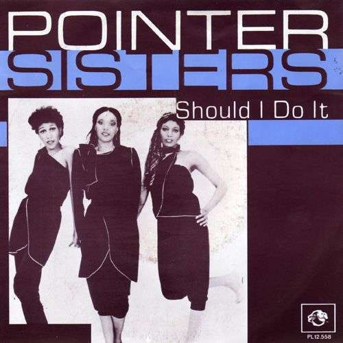 Coverafbeelding Should I Do It - Pointer Sisters