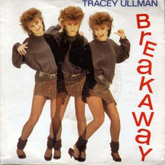 Coverafbeelding Breakaway - Tracey Ullman