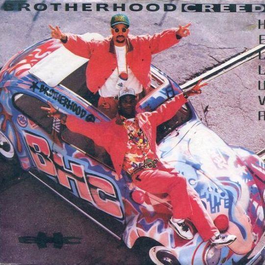 Coverafbeelding Brotherhood Creed - Helluva
