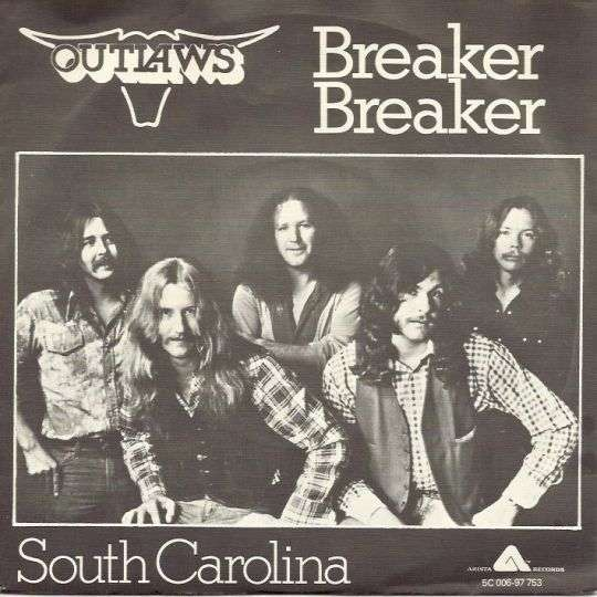 Coverafbeelding Breaker Breaker - Outlaws