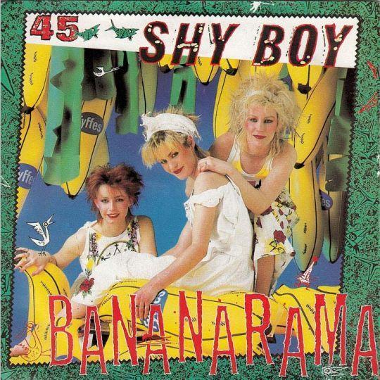 Coverafbeelding Shy Boy - Bananarama
