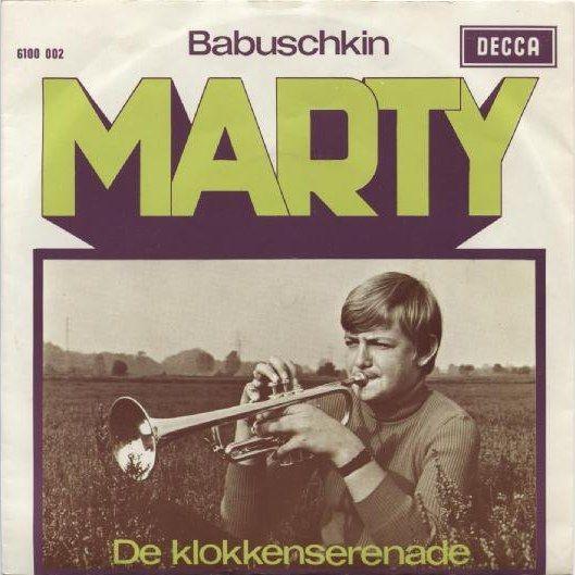 Coverafbeelding Babuschkin - Marty