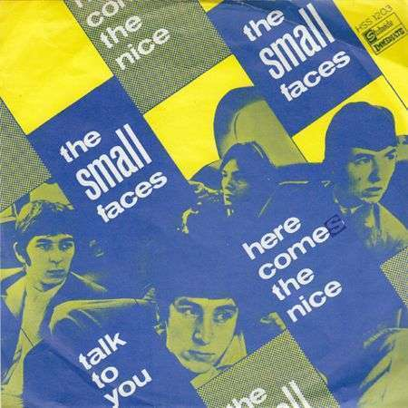 Coverafbeelding Here Come The Nice - The Small Faces