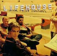 Coverafbeelding Sick Cycle Carousel - Lifehouse