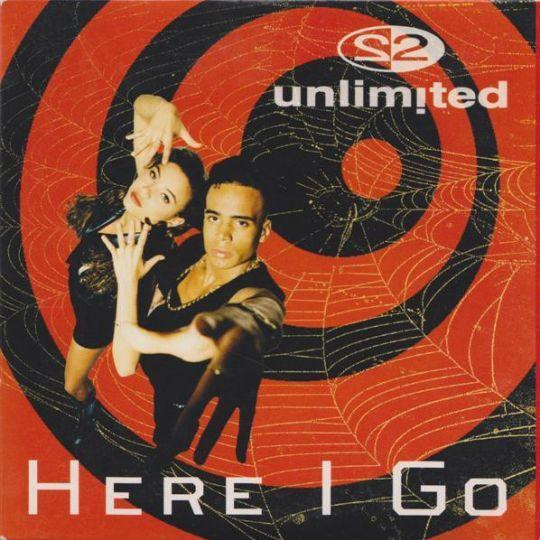 Coverafbeelding Here I Go - 2 Unlimited