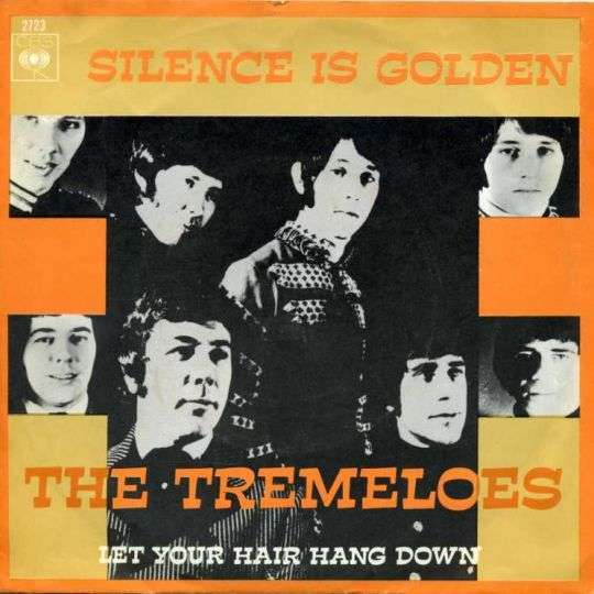 Coverafbeelding Silence Is Golden - The Tremeloes