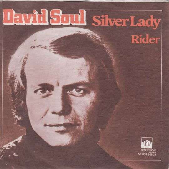 Coverafbeelding Silver Lady - David Soul