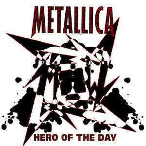 Coverafbeelding Hero Of The Day - Metallica