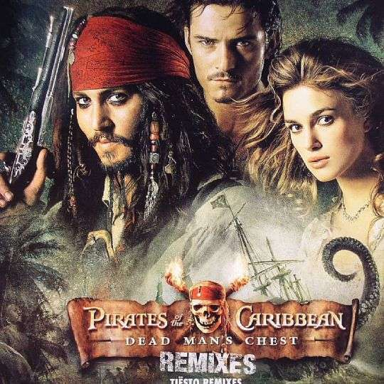 Coverafbeelding Pirates Of The Caribbean - Dead Man's Chest - He's A Pirate [Tiësto Radio Edit]
