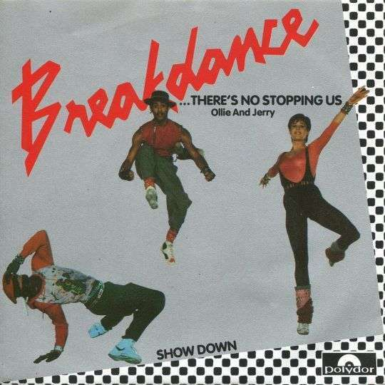 Coverafbeelding Ollie and Jerry - Breakdance ...There's No Stopping Us