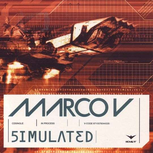 Coverafbeelding Simulated - Marco V