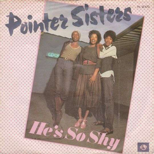 Coverafbeelding He's So Shy - Pointer Sisters