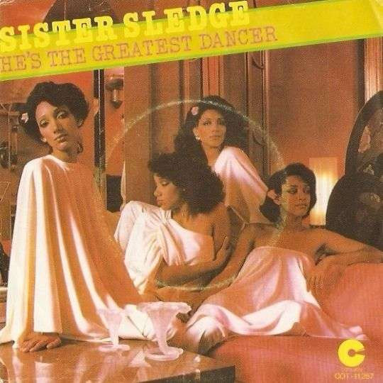Coverafbeelding He's The Greatest Dancer - Sister Sledge