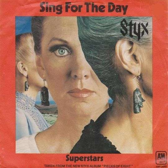 Coverafbeelding Sing For The Day - Styx