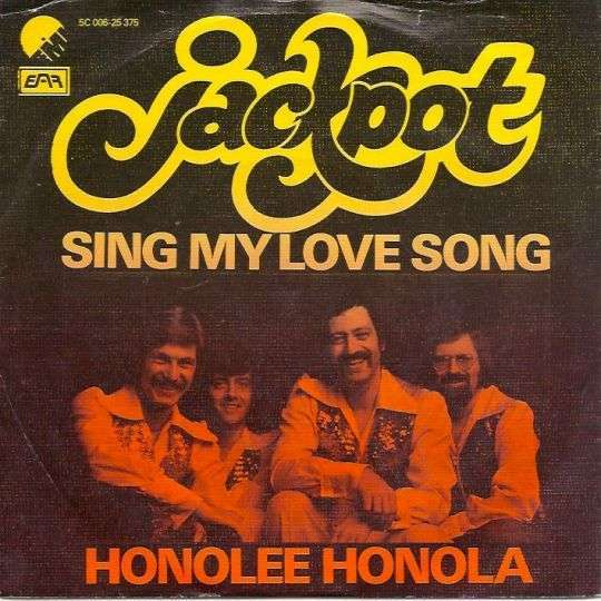 Coverafbeelding Jackpot - Sing My Love song