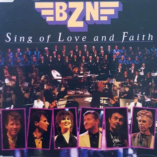 Coverafbeelding Sing Of Love And Faith - Bzn
