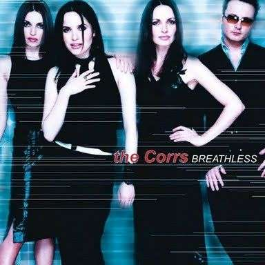 Coverafbeelding Breathless - The Corrs