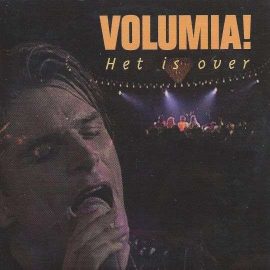 Coverafbeelding Volumia! - Het Is Over