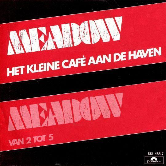 Coverafbeelding Meadow - Het Kleine Café Aan De Haven