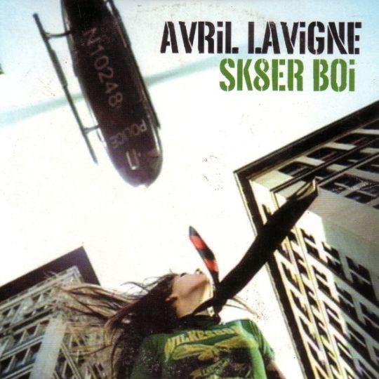 Coverafbeelding Sk8Er Boi - Avril Lavigne