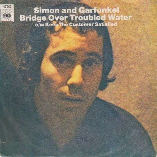 Coverafbeelding Simon and Garfunkel - Bridge Over Troubled Water