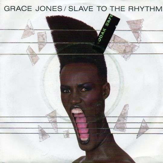 Coverafbeelding Grace Jones - Slave To The Rhythm