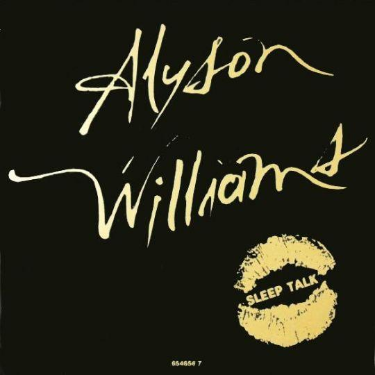 Coverafbeelding Alyson Williams - Sleep Talk