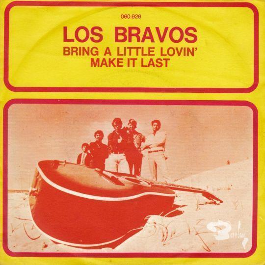 Coverafbeelding Bring A Little Lovin' - Los Bravos