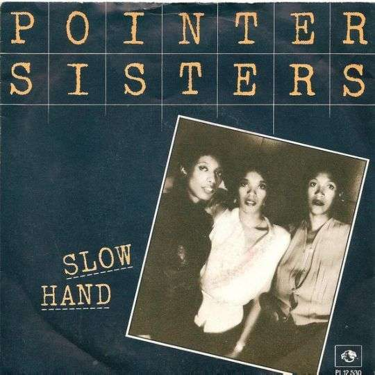 Coverafbeelding Slow Hand - Pointer Sisters