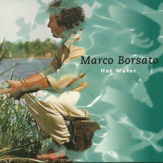 Coverafbeelding Het Water/ Speeltuin - Marco Borsato