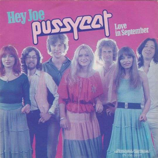 Coverafbeelding Hey Joe - Pussycat