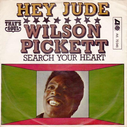 Coverafbeelding Wilson Pickett - Hey Jude