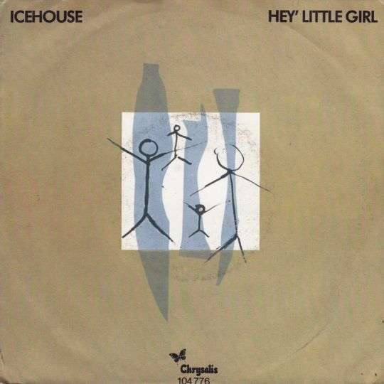 Coverafbeelding Hey' Little Girl - Icehouse