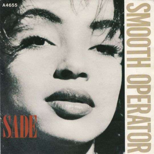 Coverafbeelding Smooth Operator - Sade