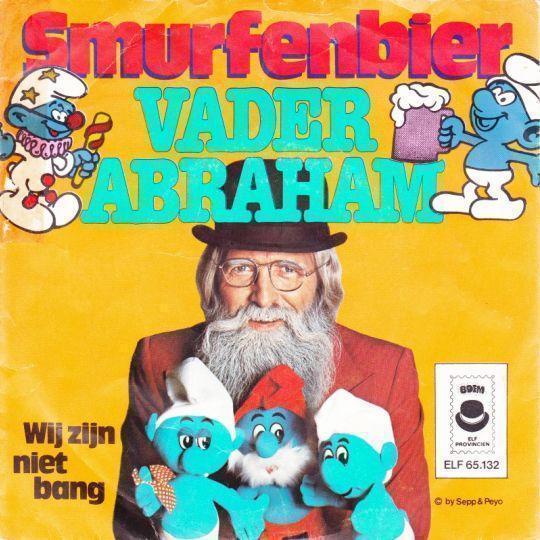 Coverafbeelding Smurfenbier - Vader Abraham