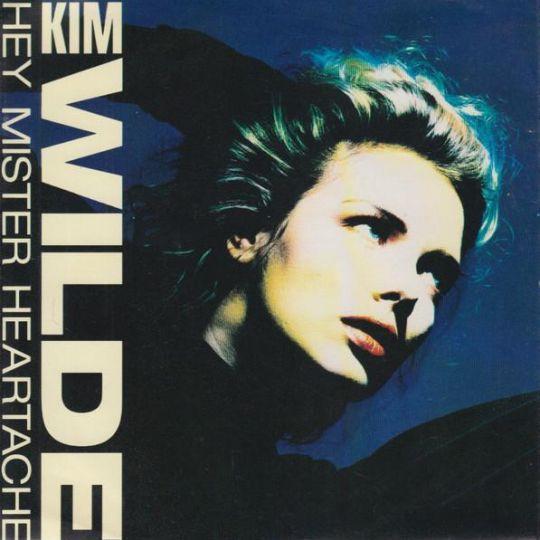 Coverafbeelding Hey Mister Heartache - Kim Wilde