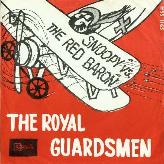 Coverafbeelding The Royal Guardsmen - Snoopy vs. The Red Baron