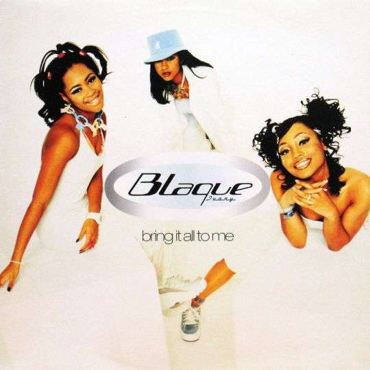 Coverafbeelding Bring It All To Me - Blaque Ivory