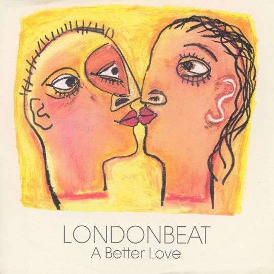 Coverafbeelding A Better Love - Londonbeat