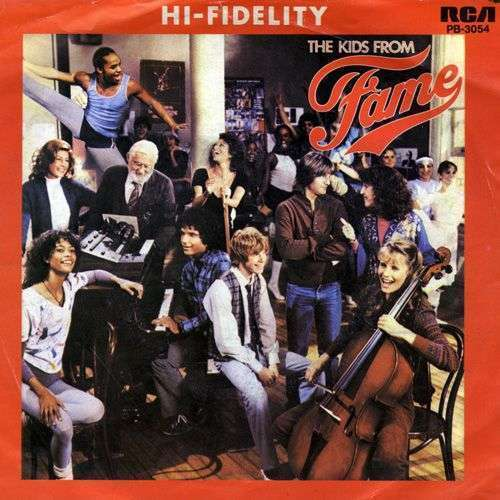 Coverafbeelding Hi-fidelity - The Kids From Fame
