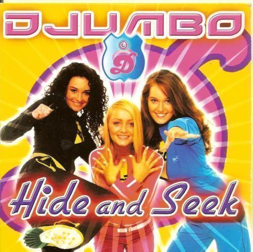 Coverafbeelding Hide And Seek - Djumbo