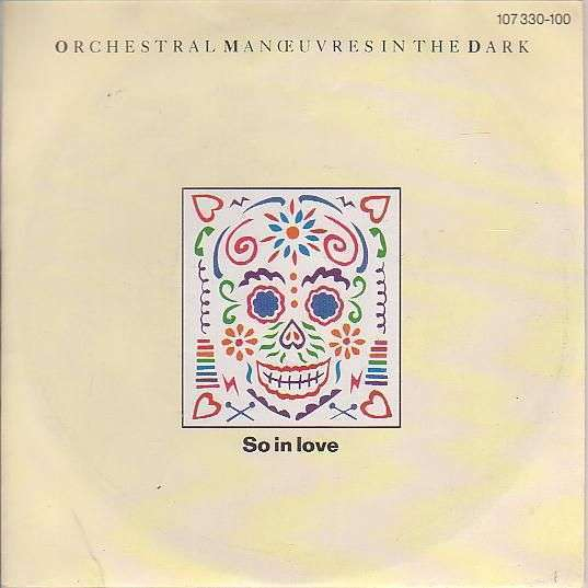 Coverafbeelding So In Love - Orchestral Manœuvres In The Dark