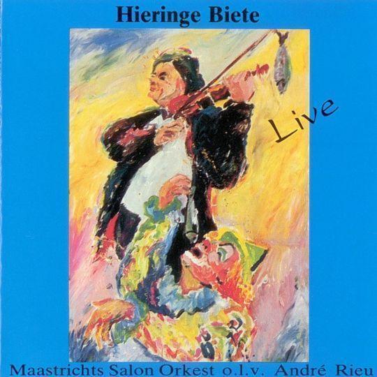 Coverafbeelding Hieringe Biete - Live - Maastrichts Salon Orkest O.l.v. André Rieu