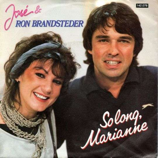 Coverafbeelding So Long, Marianne - José & Ron Brandsteder