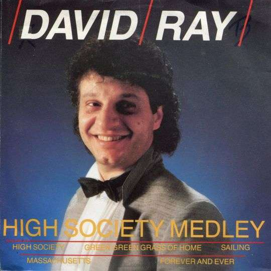 Coverafbeelding David Ray - High Society Medley