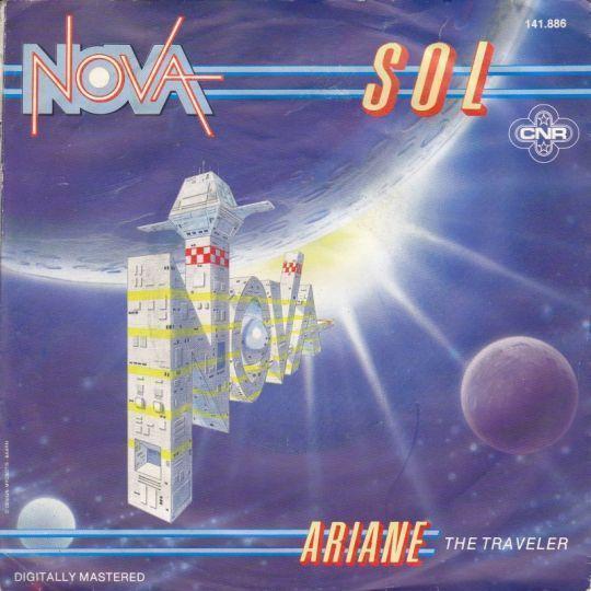 Coverafbeelding Sol - Nova
