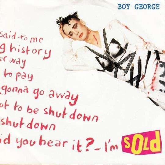 Coverafbeelding Sold - Boy George